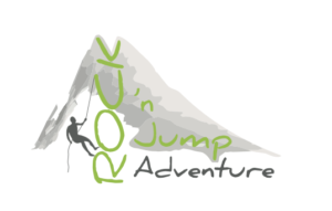 Rock'n jump adventure escalade canyoning via ferrata